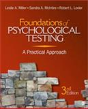 Foundations of Psychological Testing 3rd Edition