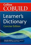 Cobuild Learners Dictionary 9780007126408