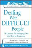 Dealing with Difficult People 9780071416412