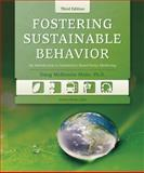 Fostering Sustainable Behavior 3rd Edition
