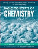 Study Guide and Solutions Manual to Accompany Basic Concepts of Chemistry 9th Edition