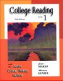 College Reading with the Active Critical Thinking Method 5th Edition