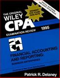 Wiley CPA Examination Review, 1995 Vol. 4 9780471056447