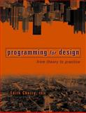 Programming for Design 1st Edition