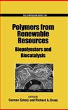Polymers from Renewable Resources 9780841236462