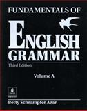 Fundamentals of English Grammar 9780130136466