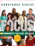 FOCUS on Community College Success 3rd Edition