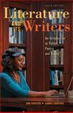 Literature and Its Writers 9781457606472
