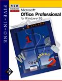 New Perspectives on Microsoft Office Professional for Windows 95 9780760046494