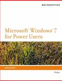 New Perspectives on Microsoft® Windows 7 for Power Users 9781111526498