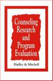 Counseling Research and Program Evaluation 9780534256500