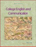 College English and Communication 9780073106502