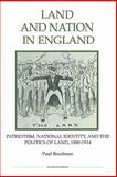 Land and Nation in England 9781843836520