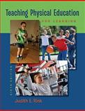 Teaching Physical Education for Learning 6th Edition