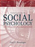 Experiences in Social Psychology 1st Edition