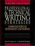Professional and Technical Writing Strategies 9780131386525