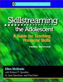Skillstreaming the Adolescent, 3rd Edition-Book/Forms CD