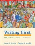 Writing First with Readings 3rd Edition