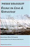 Essays on Love and Knowledge 9780874626551