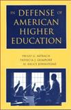In Defense of American Higher Education