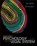 Wrightsman's Psychology and the Legal System 8th Edition