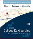 College Keyboarding and Document Proceesing 11th Edition