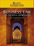 Business Law and the Legal Environment for a New Century 9780324016581