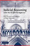 Judicial Reasoning under the UK Human Rights Act 9780521176590