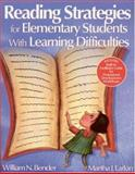Reading Strategies for Elementary Students with Learning Difficulties 9780761946595