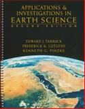 Applications and Investigations in Earth Science 9780135726600