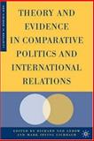 Theory and Evidence in Comparative Politics and International Relations 9781403976611