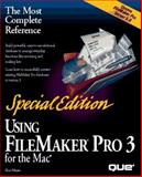 Special Edition Using FileMaker Pro 3 for the Mac 9780789706621