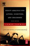 Script Analysis for Actors, Directors, and Designers 3rd Edition