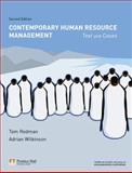 Contemporary Human Resource Management 9780273686637