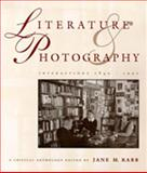 Literature and Photography 9780826316639