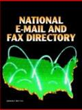 National Email and Fax Directory 9780787686659