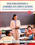 Foundations of American Education 9780132836722