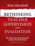 Rethinking Teacher Supervision and Evaluation 2nd Edition