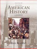 American History with PowerWeb 9780072936728