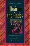 Music in the Andes 9780195306743
