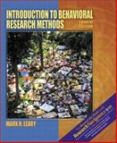 Introduction to Behavioral Research Methods 9780205396764