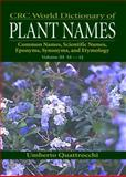 CRC World Dictionary of Plant Names 9780849326776