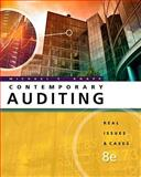 Contemporary Auditing 8th Edition