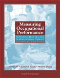 Measuring Occupational Performance 2nd Edition