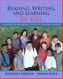 Reading, Writing and Learning in ESL 9780205626847