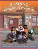Reading and Learning to Read 8th Edition