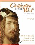 Civilization in the West (To 1715) 9780205556854