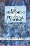 The Four Dimensions of Principal Leadership 1st Edition