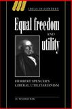 Equal Freedom and Utility 9780521026864