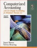 Computerized Accounting with CA-Simply Accounting for Windows, Version 6.0 9780130856876